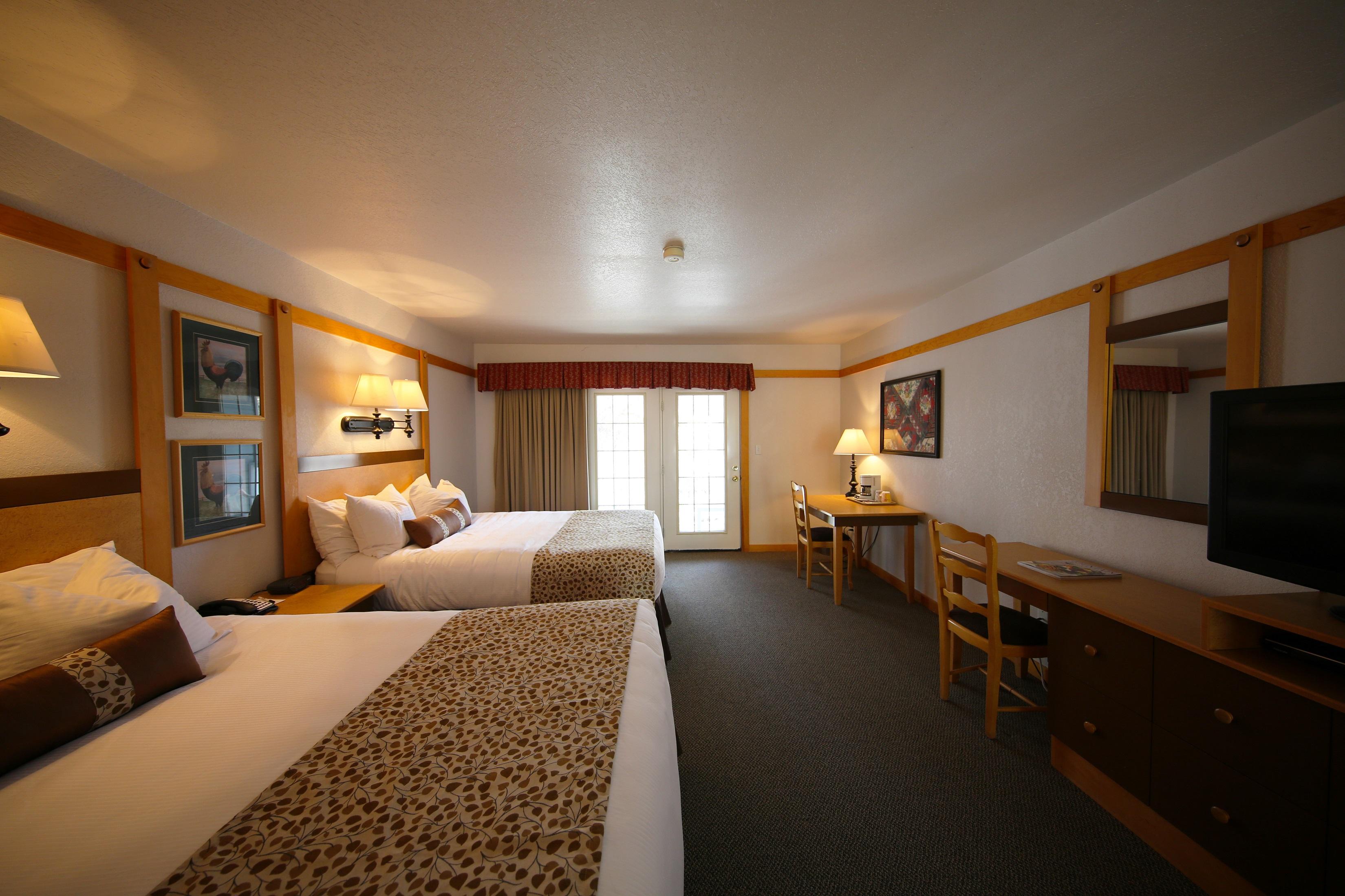 Midway Utah Hotel Rooms | Utah Vacation Resort | Homestead