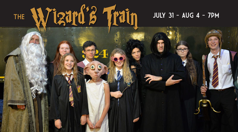 Wizard Train