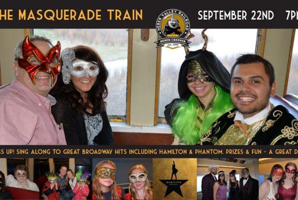 Masquerade Train