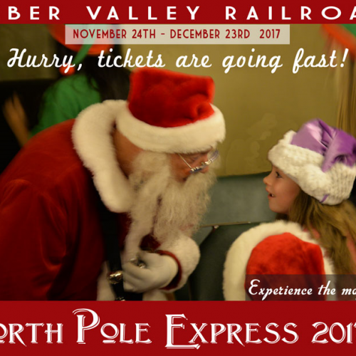 Santa North Pole express