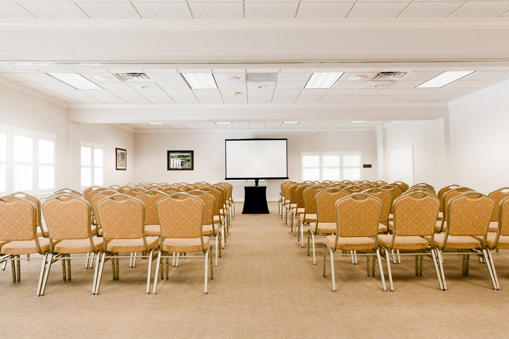 Timpanogas Meeting Room at The Homestead Resort