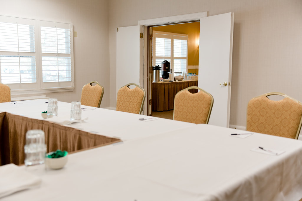 Our Midway Utah meeting room Wasatch 2-3 Meeting Room set for a meeting