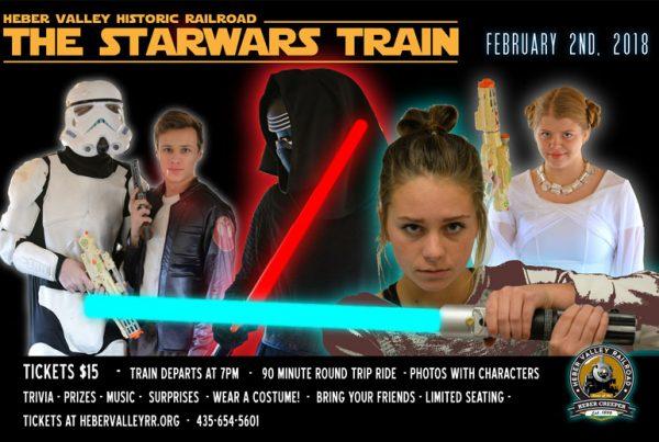 star wars train